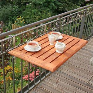 Pomysły na aranżację małego balkonu