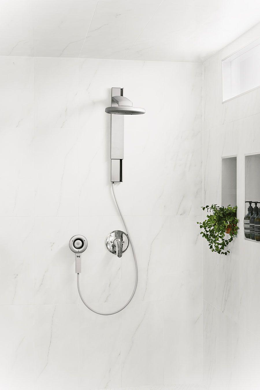 Nebia wyjątkowy system prysznicowy, który pokochacie.