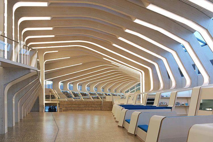 Biblioteka i Dom Kultury Vennesla