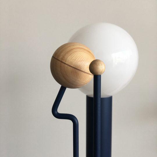 Lampa Orrery układ słoneczny