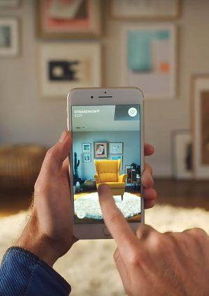 Aplikacja Ikea Place pomoże Ci urządzić mieszkanie