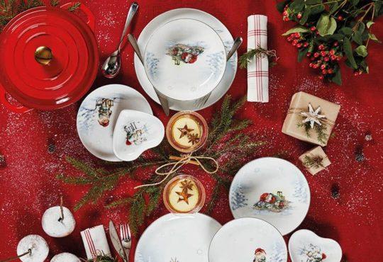 Magia na świątecznym stole