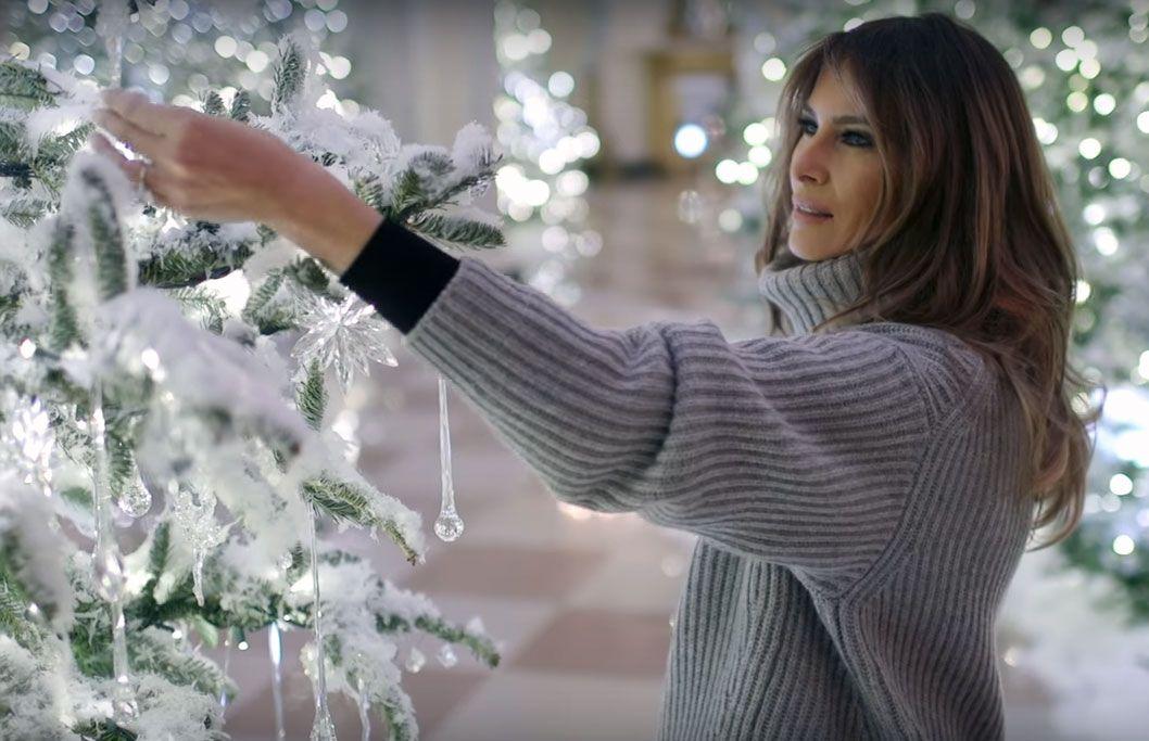 Boże Narodzenie w Białym Domu 2017