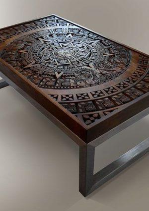 Wyjątkowe stoliki od Pana Dominika