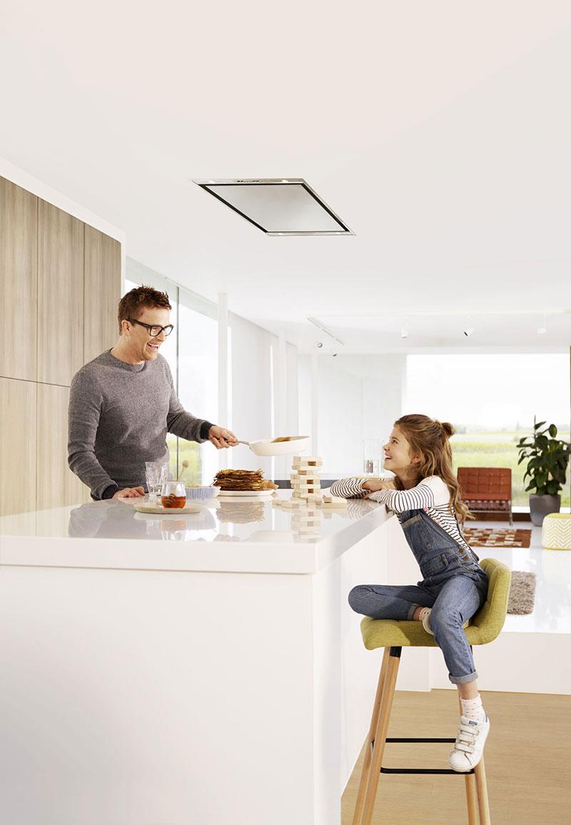 czerń ibiel w kuchni